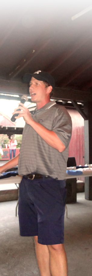 MC Chris Koneski Hosting Golf Outing